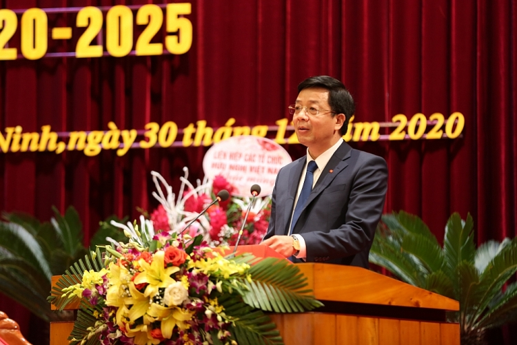 Quang Ninh: Vice Chairwoman of People's Committee elected as President of Provincial Union of Friendship Organizations