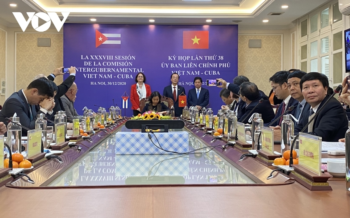 vietnam targets us 500 million in trade turnover with cuba by 2025