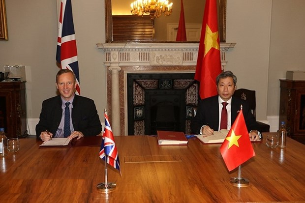 Vietnam-UK free trade agreement continues to promote bilateral trade