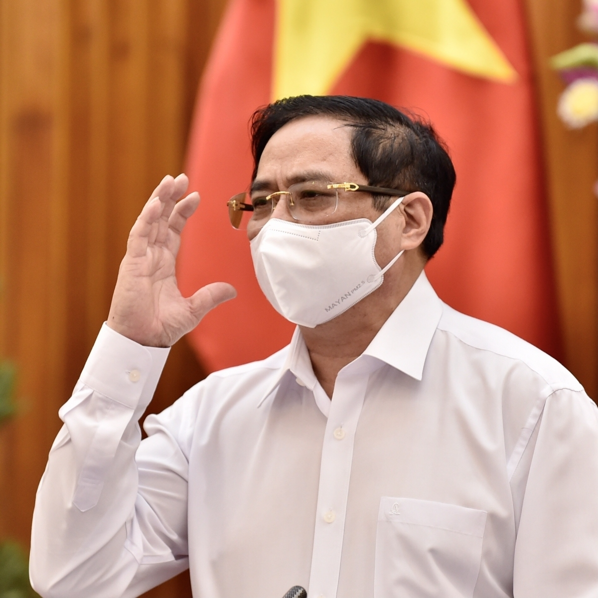 PM Pham Minh Chinh: Covid-19 vaccine deal with Pfizer/BioNTech an urgent task