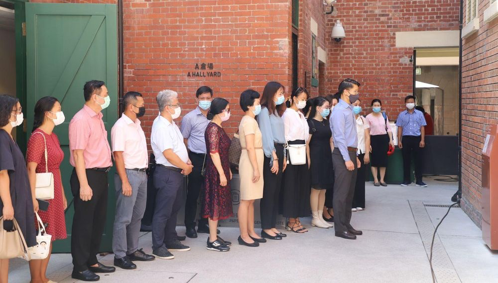 Vietnam Consulate in Hong Kong and Macau pays tribute to President Ho Chi Minh
