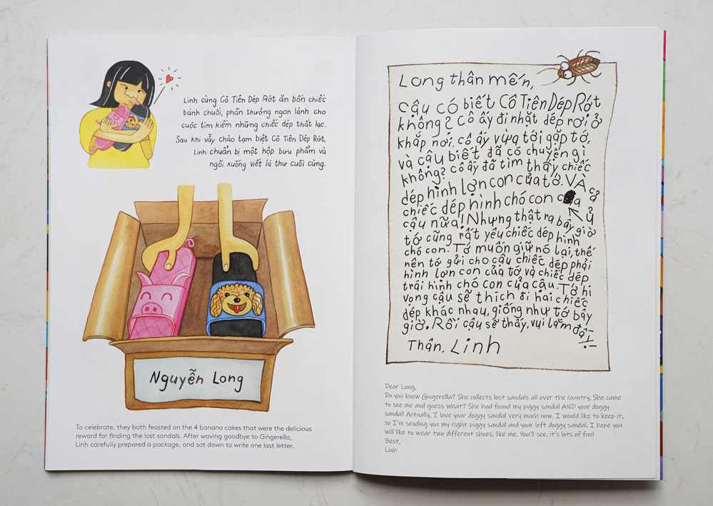Foreign authors debut Vietnamese picture book -