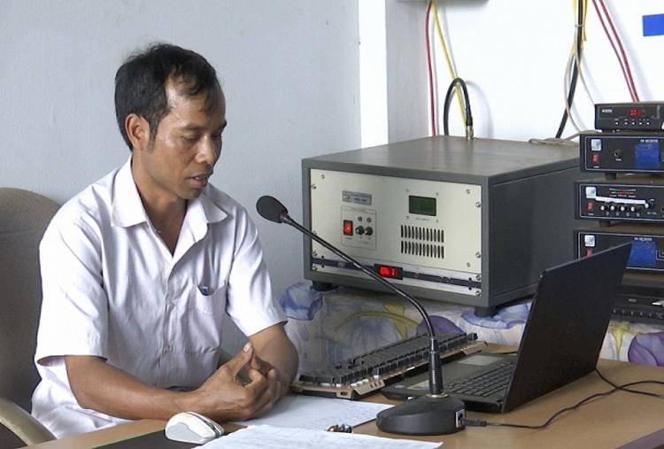 Gia Lai province's unique election propaganda