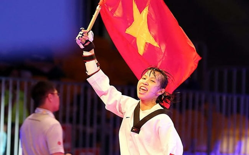 Taekwondo athlete earns Vietnam's 8th position in Tokyo Olympic