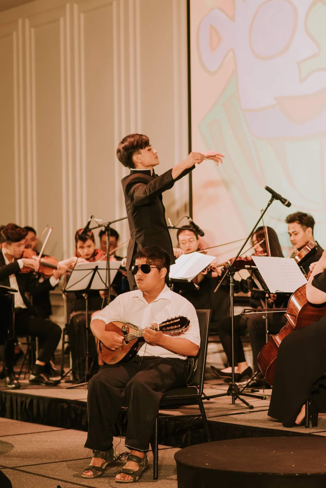 Vietnam's unique symphony orchestra, with video