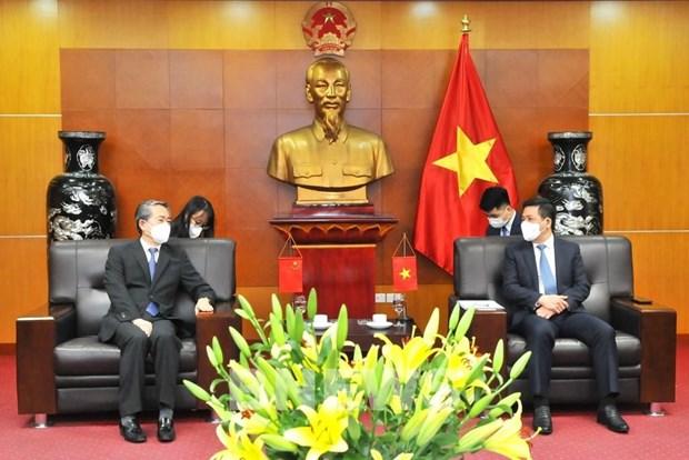 Vietnam, China to faciliate bilateral export-import