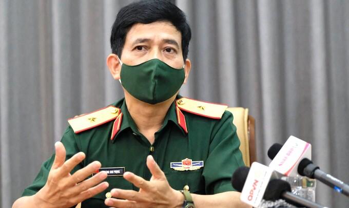 Vietnamese engineers prepare to participate in UN peacekeeping