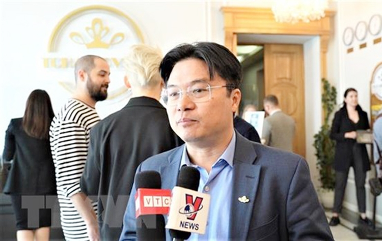 Vietnamese first large-scale real estate project in Russia