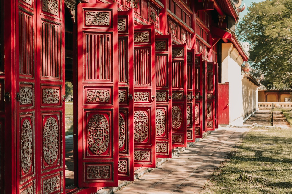 Hue's ancient citadel preserves royal history and natural beauty
