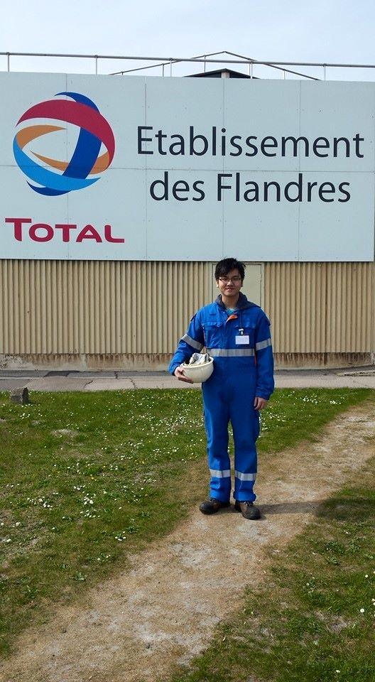 Vietnamese student in France plans to help Vietnam develop energy economy