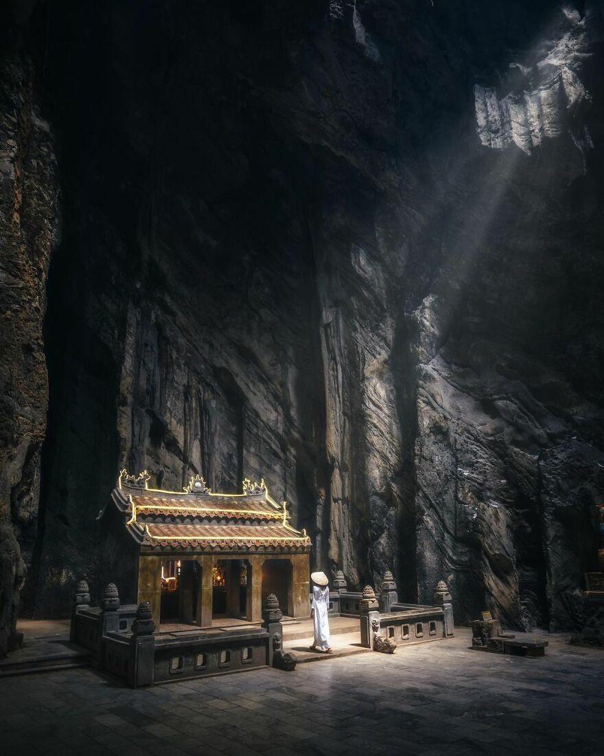 Unusual view of Vietnam through lens of Japanese photographer