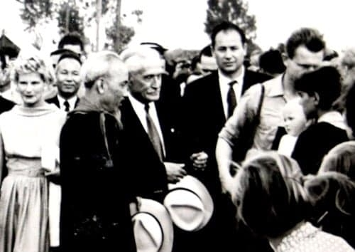 A Slovakian town celebrates President Ho Chi Minh