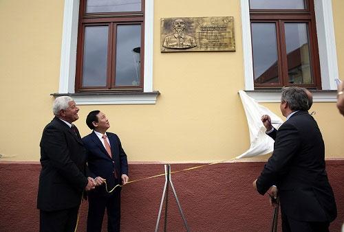 Slovakia and love for President Ho Chi Minh