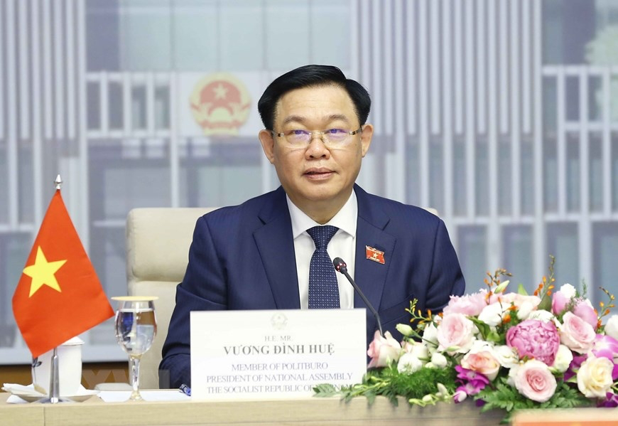Vietnam proposes equal access to Covid-19 vaccines to AIPA-42 agenda