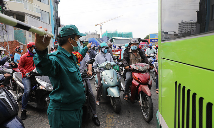 Ho Chi Minh city extends social distancing by 2 more weeks