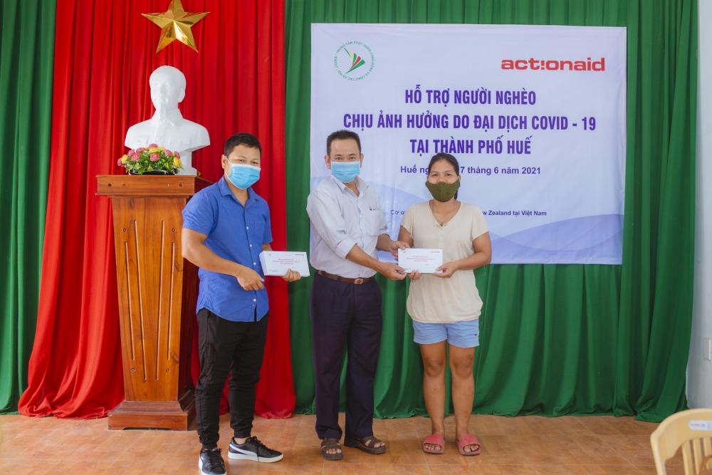 New Zealand supports 355 Vietnamese in Hue and Da Nang amid Covid-19