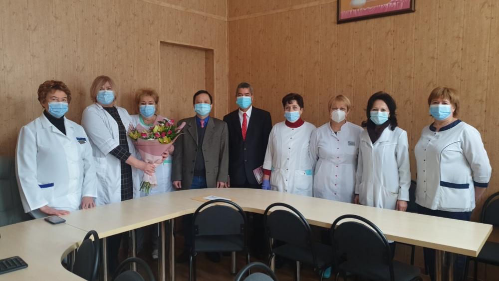 Vietnamese community in Kiev, Ukraine proudly overcomes Covid-19