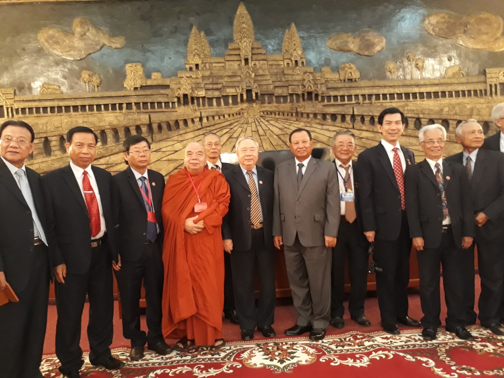 Vietnam - Cambodia friendship preserved by younger generations