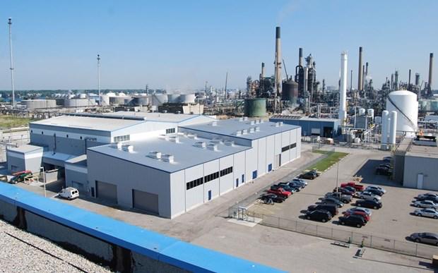 A factory of Masan High-Tech Materials abroad. Photo: VNA