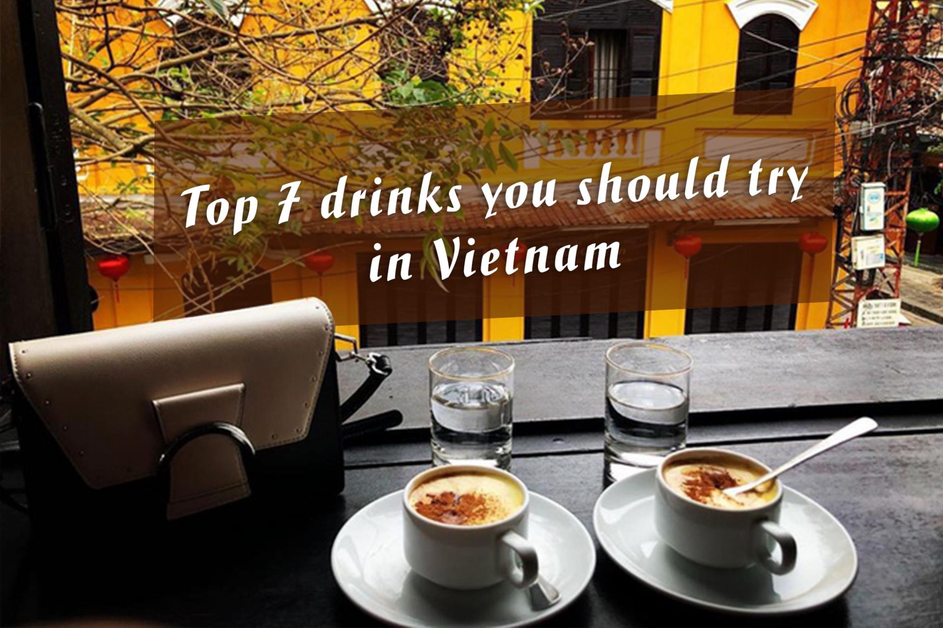Top 7 Best Drinks in Vietnam - Video