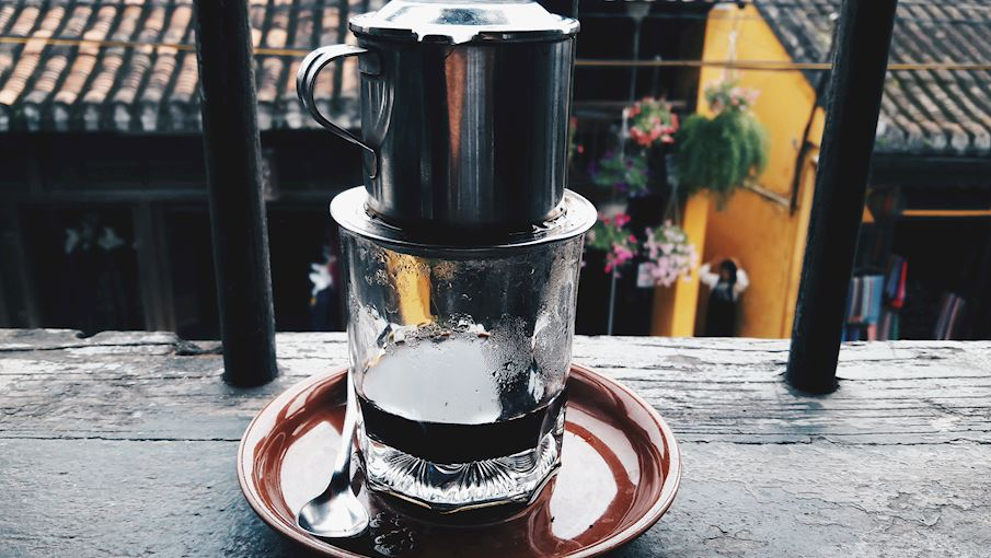 Coffee culture is an important part of daily life in Vietnam. Photo: tasteatlas