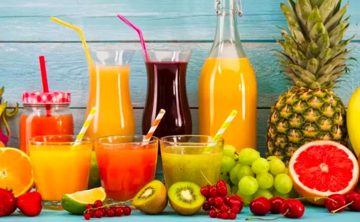 Fruit juice and smoothie. Photo: Viettravel