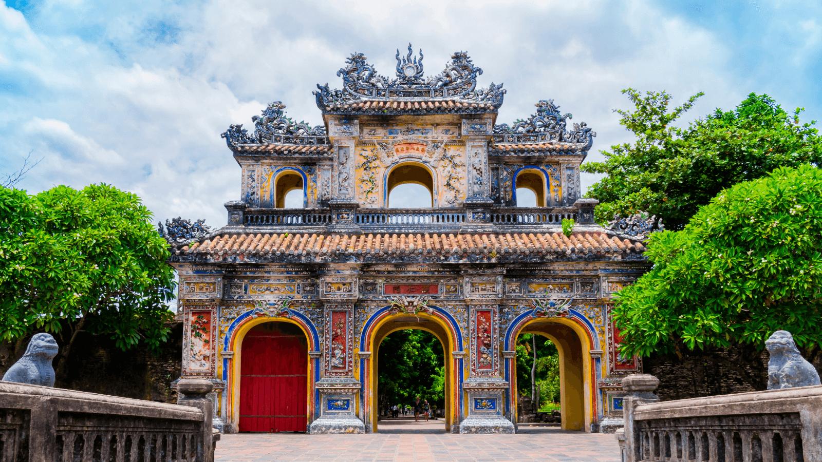 Hue Imperial City. Photo: bestpricetravel