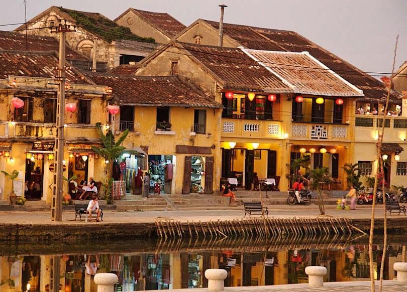 Hoi An Ancient Town. Photo: touropia
