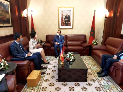 Vietnam - Morocco: Discussing measures to boost bilateral relations