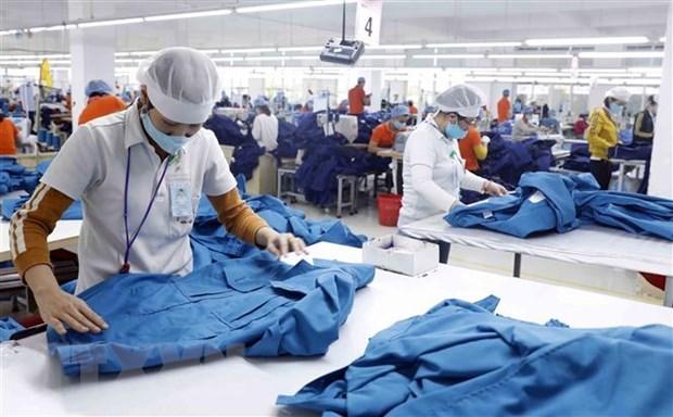 Hanoi exported 7.16 billion USD worth of goods between January and June (Photo: VNA)