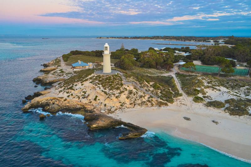 Rottnest Island in Western Australia. Photo: NDO
