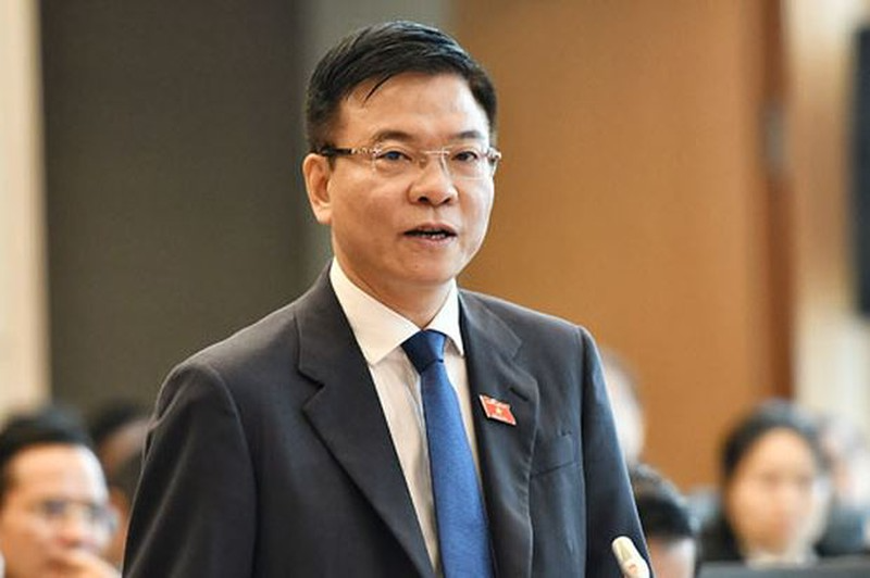 Biography of Vietnam Minister of Justice Le Thanh Long: Positons and Working History