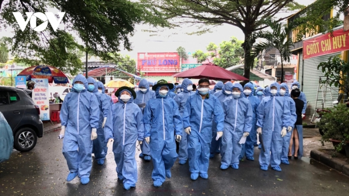 Vietnam News Today (July 5): HCM City Becomes Biggest Covid-19 Epicenter as New Cases Surge