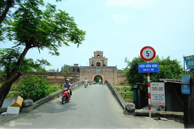 Unique Vestiges of Vietnam's Past - 13 Gates of Ancient Hue Citadel