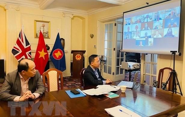 Vietnam and UK set US$10 billion trade target over next 5 years
