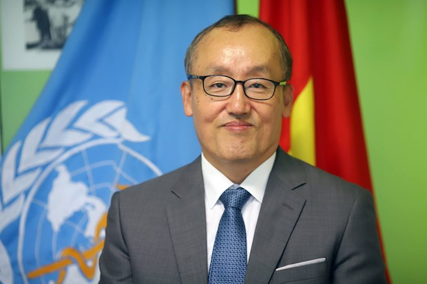 Dr Kidong Park, WHO Representative in Vietnam (Photo: WHO)