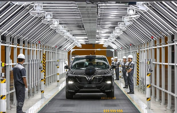 UNDP Recommends Policies for Vietnam Automotive Industry