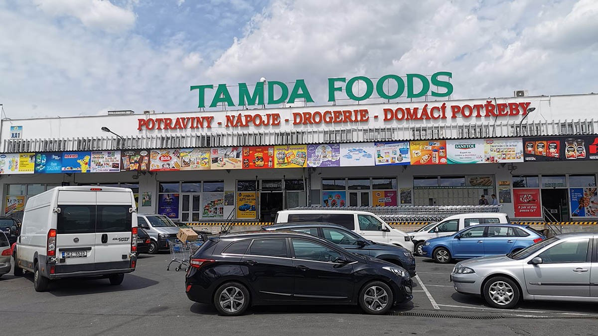 Tamda Foods Group is growing stronger in the Czech Republic. Photo: WVR