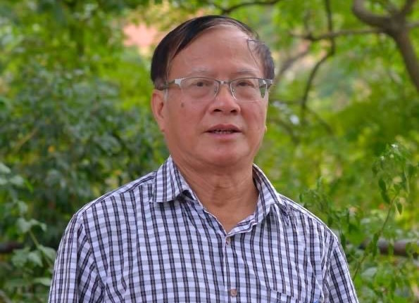 Nguyen Thac Dinh - Former Vietnamese Ambassador to the Philippines, General Secretary of the Vietnam - Philippines Friendship Association.