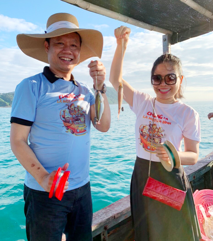 Co To Island: A Fisherman's Paradise