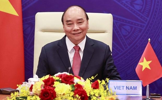 President Nguyen Xuan Phuc. Photo: VNA
