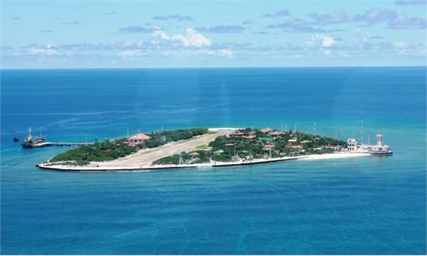 Hoang Sa Island. Photo: toquoc