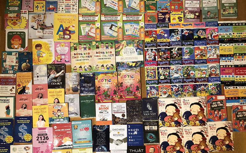 Vietnamese Books Hit International Market