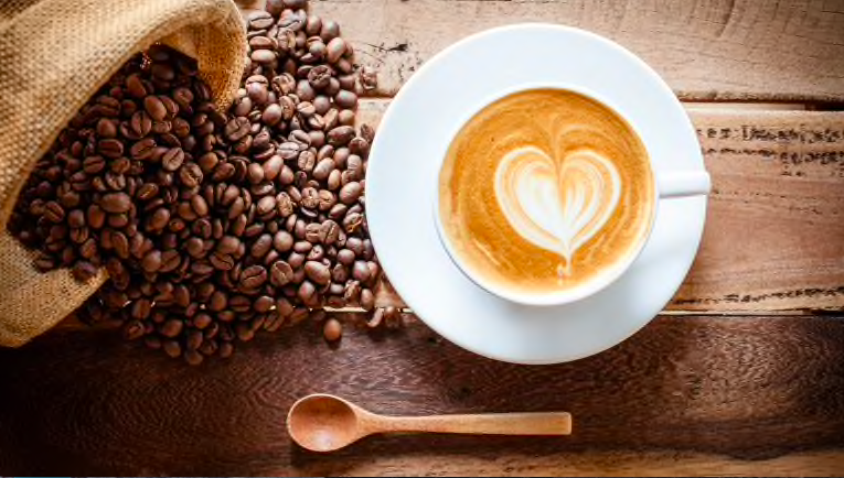 Coffee for the kill! Photo: Shutterstock