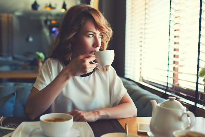 A Cup of Coffee A Day May Keep Covid-19 Away