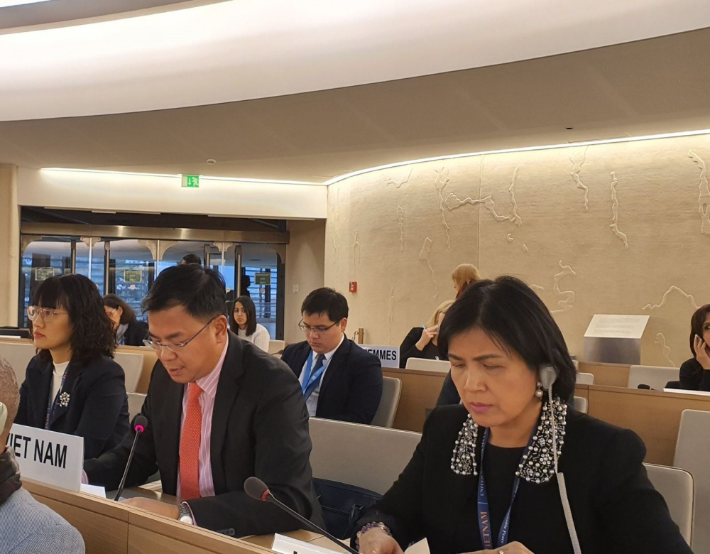 Vietnam Joins in Promoting Human Rights: Ambassador to US