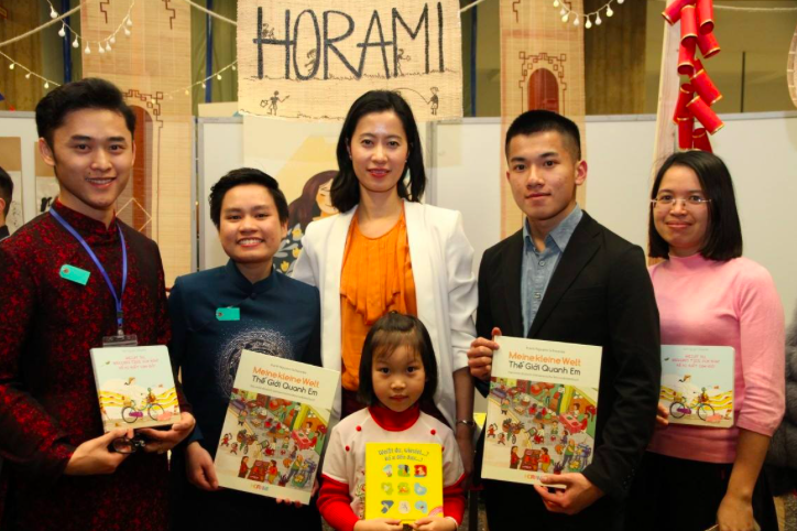 Vietnamese in Germany Inspire Reading Culture
