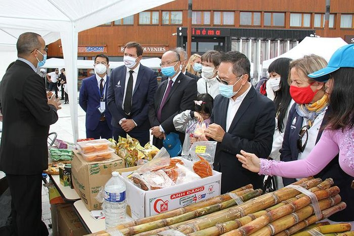 Festival Vietnam Promotes Vietnamese Culture at La Plagne in France