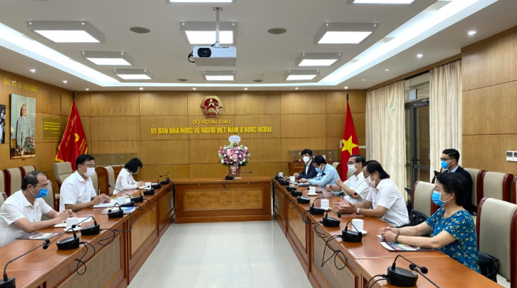 Organization Aims to Strengthen Connections with Overseas Vietnamese