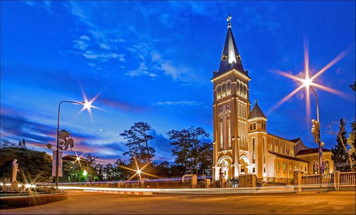 Unique Architectural Works Throughout Vietnam